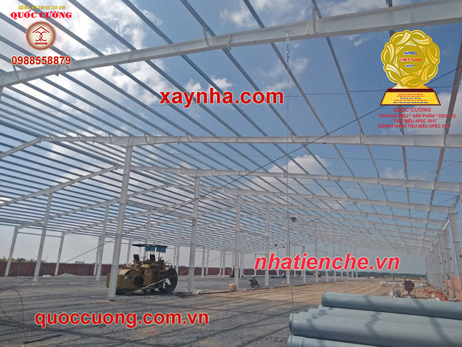 QUOC CUONG CONSTRUCTION TRADING CO., LTD​